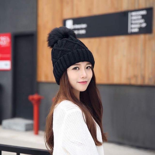 Mũ len Nữ 🥰   SaleOff247