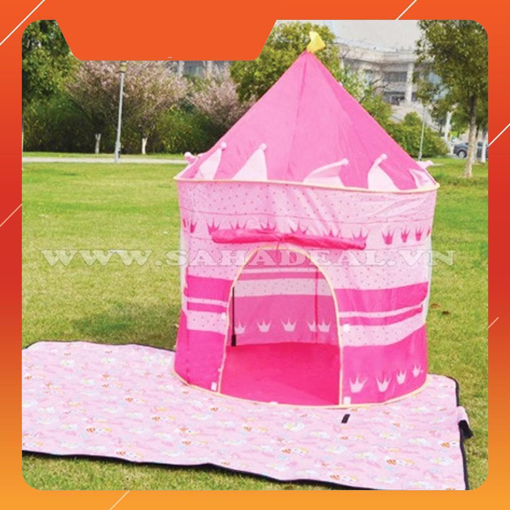 (ẢNH TỰ CHỤP)  Lều công chúa hoàng tử cho bé