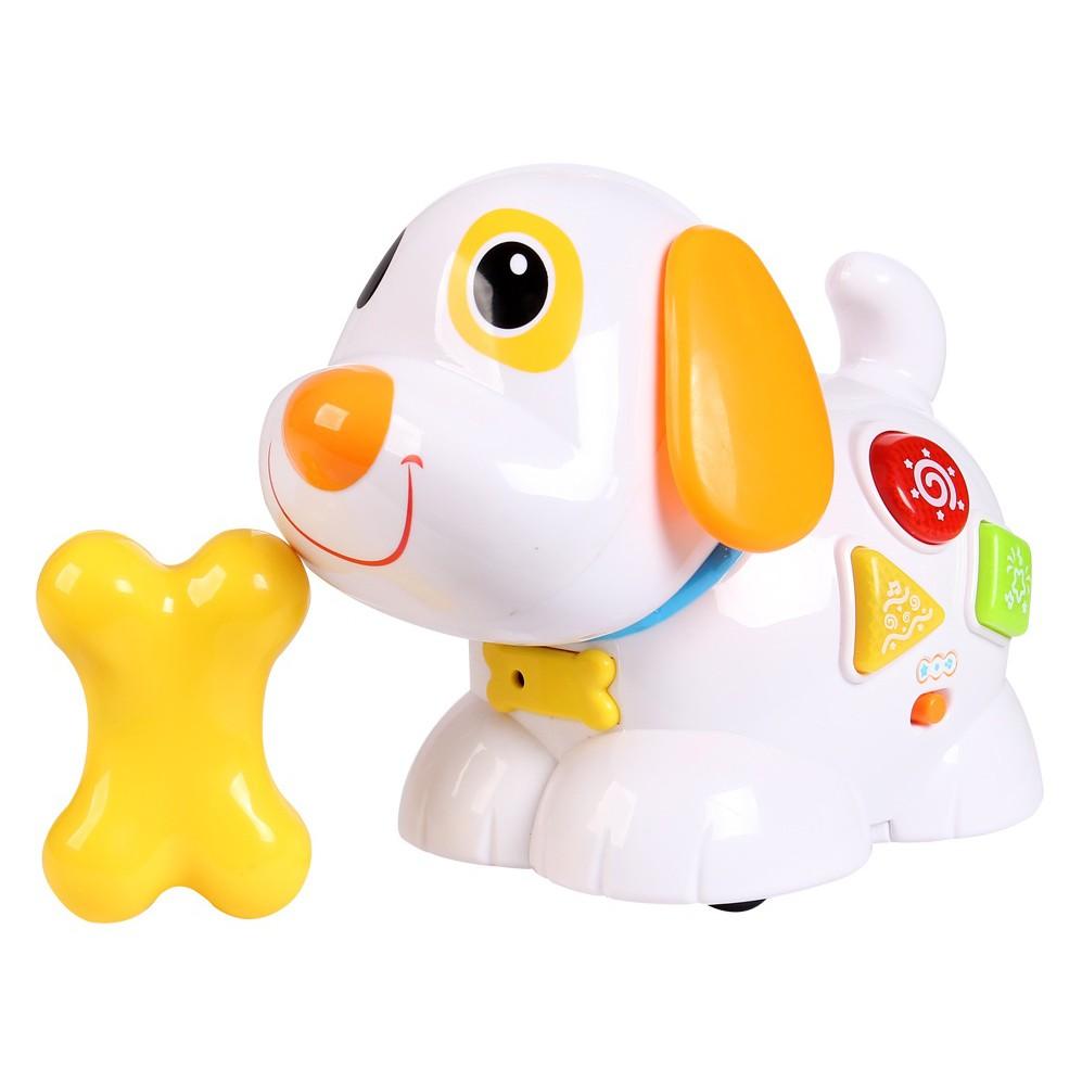 Chó con 3 nút phát nhạc Winfun