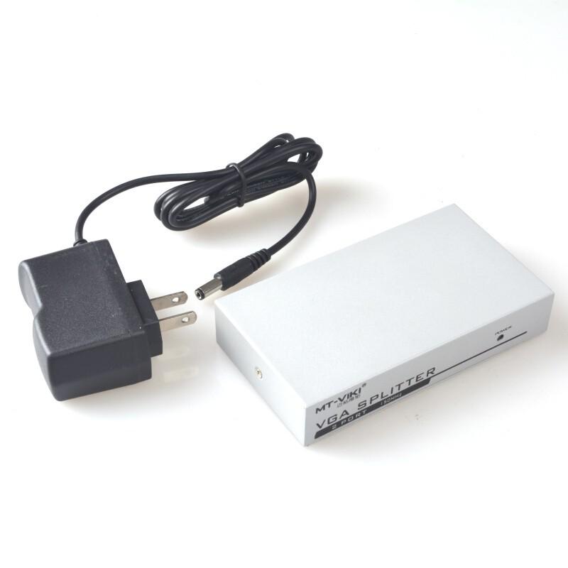 Bộ chia VGA 1 ra 2 MT VIKI - VGA 1x2 VIKI - Bộ chia VGA 1 ra 2 màn hình TV, máy chiếu - 3477872 , 999292666 , 322_999292666 , 124000 , Bo-chia-VGA-1-ra-2-MT-VIKI-VGA-1x2-VIKI-Bo-chia-VGA-1-ra-2-man-hinh-TV-may-chieu-322_999292666 , shopee.vn , Bộ chia VGA 1 ra 2 MT VIKI - VGA 1x2 VIKI - Bộ chia VGA 1 ra 2 màn hình TV, máy chiếu