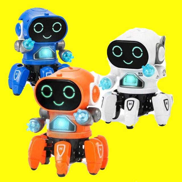 Dancer robot – đồ chơi robot nhảy nhót