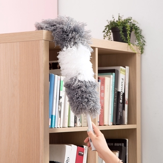 Home household chicken feather Zen child dust blanket retractable household cleaning dust cobweb cleaning artifact duster