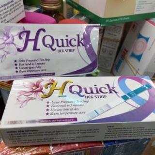 QUE THỬ THAI NHANH HQUICK
