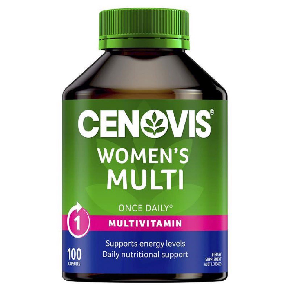 [HÀNG CHUẨN ÚC] WOMEN'S MULTI CENOVIS
