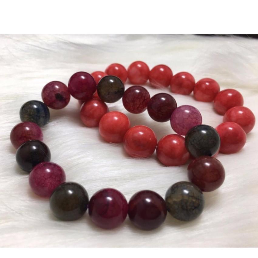 Bộ vòng tay đá thạch anh đa sắc và thạch anh hạt lựu đỏ - 3275826 , 413254852 , 322_413254852 , 120000 , Bo-vong-tay-da-thach-anh-da-sac-va-thach-anh-hat-luu-do-322_413254852 , shopee.vn , Bộ vòng tay đá thạch anh đa sắc và thạch anh hạt lựu đỏ