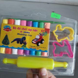 Sáp nặn đồ chơi.