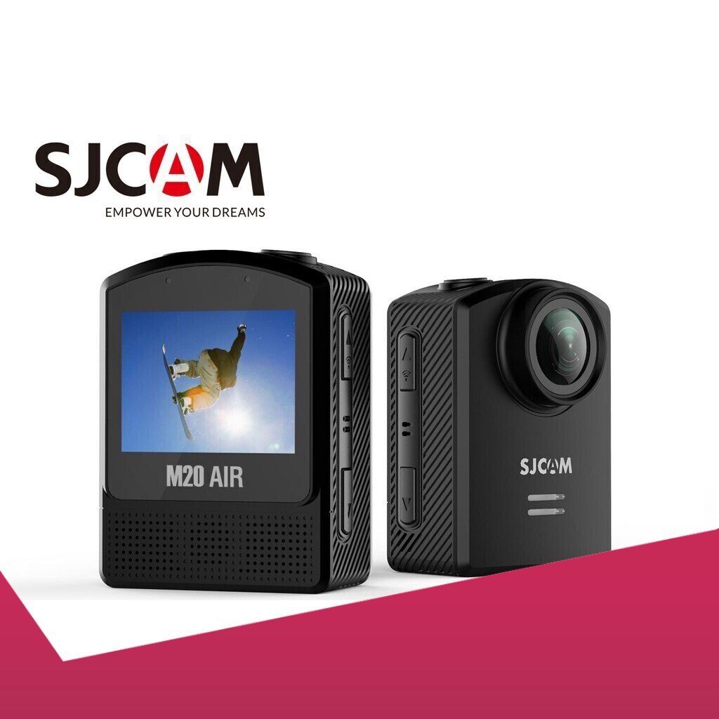 [Rẻ Sập Giá]  Camera Hành Trình M20 Air Full HD Wifi - Hãng Phân Phối Chính Thức