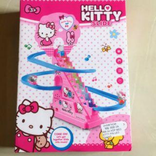 đồ chơi mèo kitty leo thang,phù hợp cho bé 3 tuổi 5 tuổi trở lên, mã số 6683a