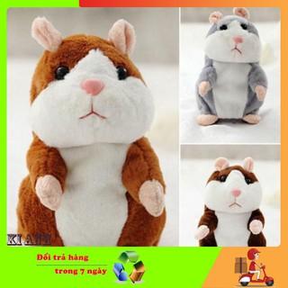 [GIẢM GIÁ SỐC] Đồ chơi Chuột Hamster thông minh – Talking Hamster