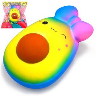 Đồ chơi bóp Squishy hình trái cây dễ thương |loamini565