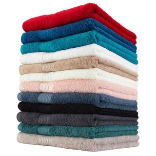 Combo 2 khăn tắm cotton JYSK Karlstad Kronborg cùng màu 40x60cm thumbnail