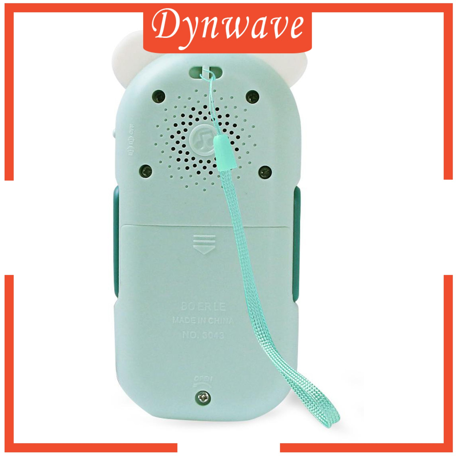 [DYNWAVE] Baby Phone Toy Mobile Telephone Early Educational Learning Machine Kids Gifts
