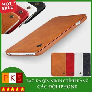 Bao da NiLLkin Qin chính hãng dành cho iPhone 6/7/6plus/7plus/8plus/X