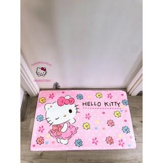 Thảm 50*80cm HelloKitty
