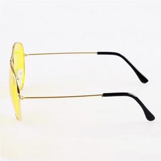 Kính nhìn xuyên đêm chống chói lóa, bảo vệ mắt - Mắt kính mát thời trang che bụi, chắn gió...
