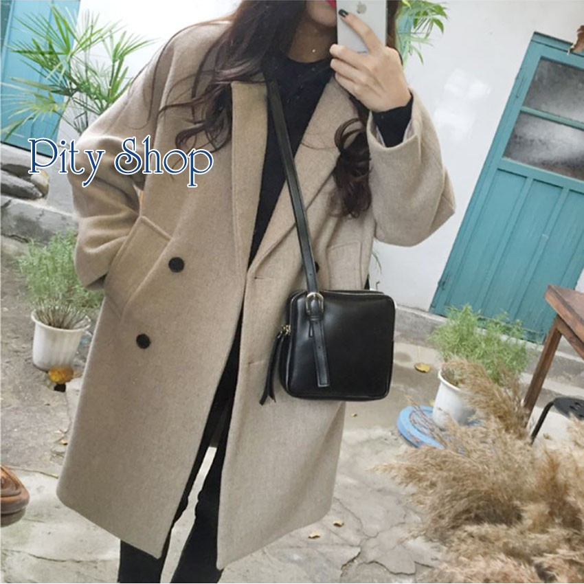 [HOT] Áo khoác dạ nữ Quảng Châu cao cấp