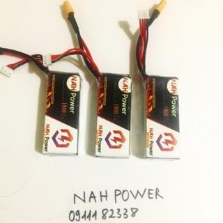 Pin Lipo 3s 1800mAh 45C dành cho anh em RC