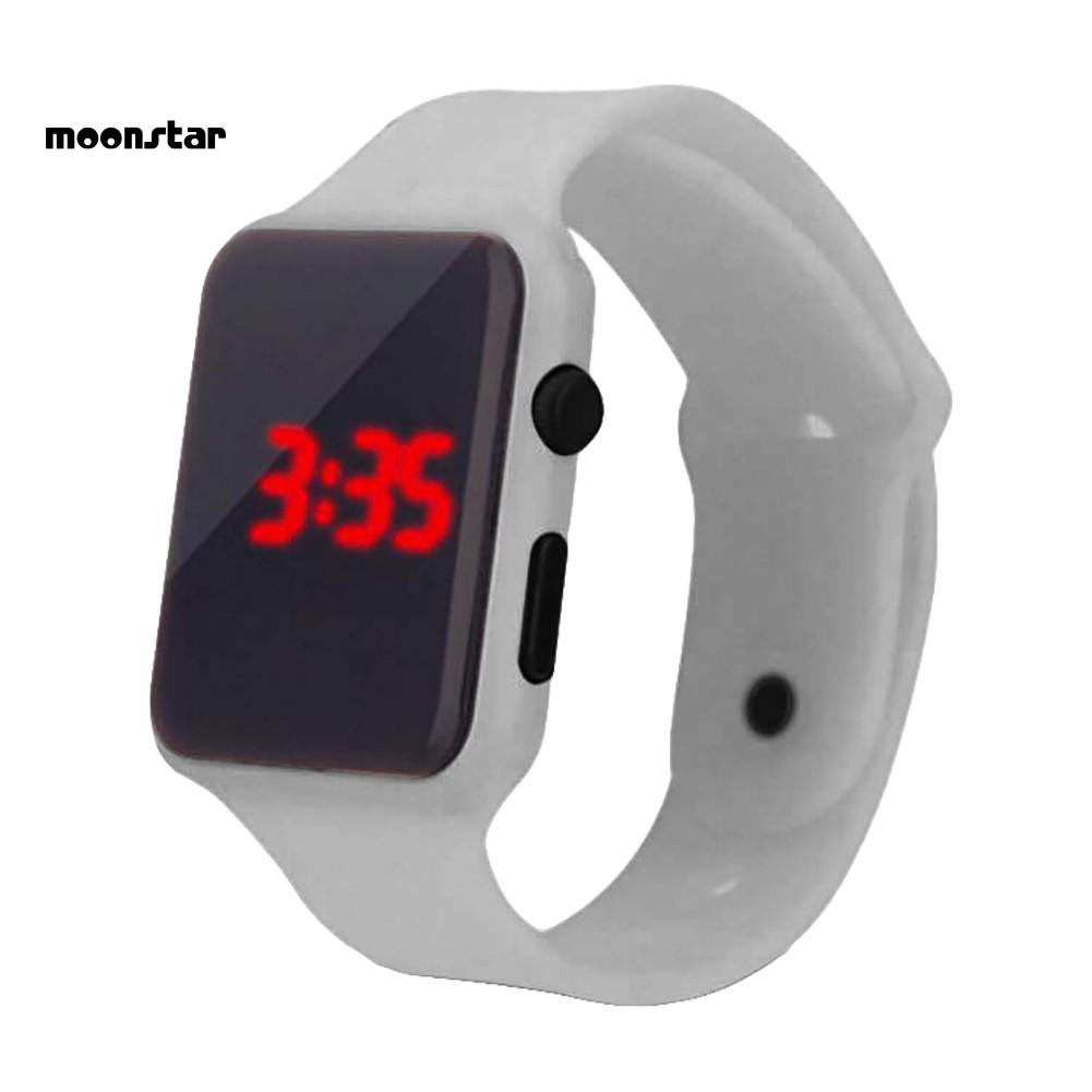 Đồng hồ điện tử màn hình LED cảm ứng dành cho học sinh