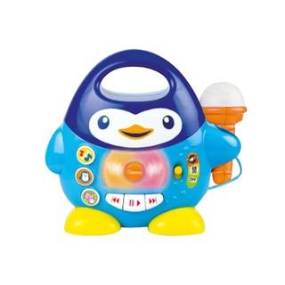 GIẢM Đàn nhạc chim cánh cụt kèm mic Winfun(Quà tặng từ Moony)