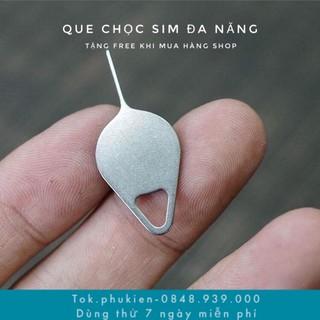 [Sale 1K] 1000vnđ 3 Chiếc Chọc SIM Hoặc mua hàng Shop tặng free thumbnail