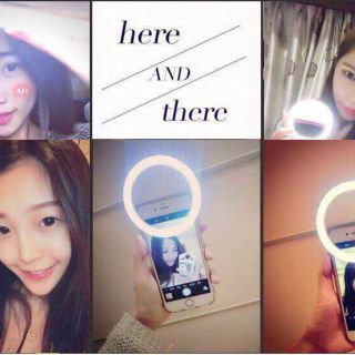 Đèn led selfie hot nhất 2018