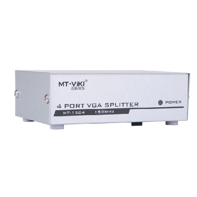 Bộ chia VGA 1 ra 4 MT VIKI - VGA 1x4 VIKI - Bộ chia VGA 1 ra 4 màn hình TV, máy chiếu - 3474286 , 999292654 , 322_999292654 , 159000 , Bo-chia-VGA-1-ra-4-MT-VIKI-VGA-1x4-VIKI-Bo-chia-VGA-1-ra-4-man-hinh-TV-may-chieu-322_999292654 , shopee.vn , Bộ chia VGA 1 ra 4 MT VIKI - VGA 1x4 VIKI - Bộ chia VGA 1 ra 4 màn hình TV, máy chiếu