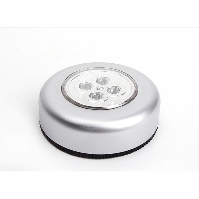 Bộ 2 đèn LED dán tường 4 bóng sử dụng pin AAA (Trắng) Hãy là người đầu tiên đánh giá sản phẩm này - 3397085 , 684879495 , 322_684879495 , 109000 , Bo-2-den-LED-dan-tuong-4-bong-su-dung-pin-AAA-Trang-Hay-la-nguoi-dau-tien-danh-gia-san-pham-nay-322_684879495 , shopee.vn , Bộ 2 đèn LED dán tường 4 bóng sử dụng pin AAA (Trắng) Hãy là người đầu tiên đán