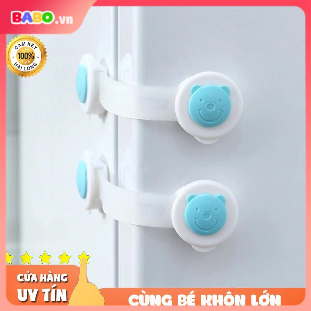 Khóa Cửa Tủ, Tủ Lạnh, Ngăn Kéo, móc khoá tủ lạnh an toàn cho bé, khoá tủ  khóa ngăn kéo trẻ em, chốt tủ lạnh - Ổ khóa