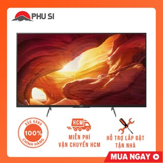 [GIAO HCM] Android Tivi Sony 4K 55 inch KD-65X9000H thumbnail