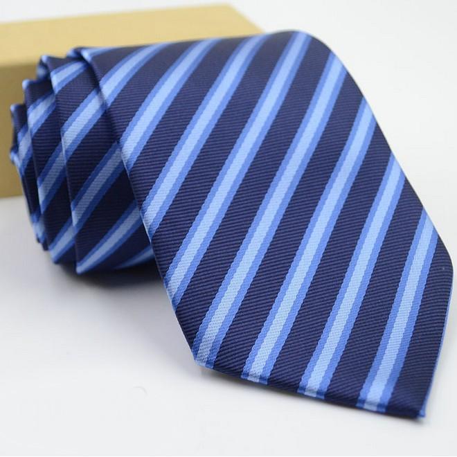 Cà vạt nam bản to C6