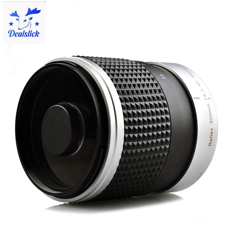 Ống kính phóng to 1.8x 300mm f6.3 cho máy ảnh Sony E Alpha a6000 a6300 A6