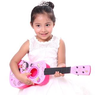 đàn ukulele hình trái cherry cho bé