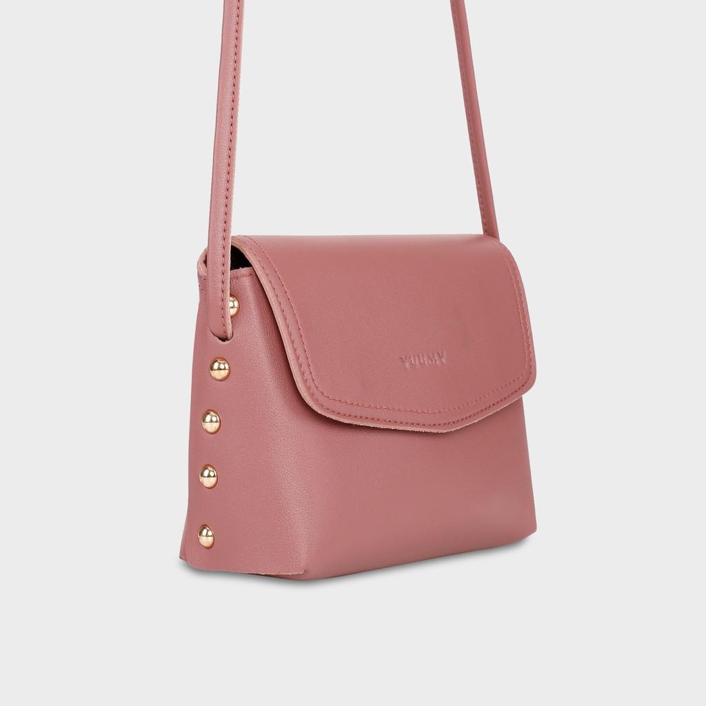 Túi đeo chéo nữ thời trang YUUMY YN58 nhiều màu
