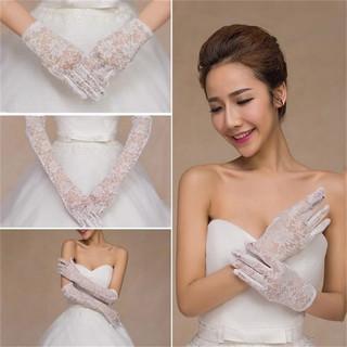 Găng tay cô dâu phối ren thumbnail