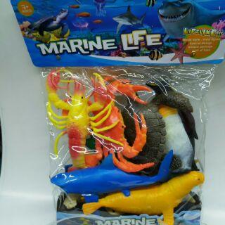 Đồ chơi sinh vật biển