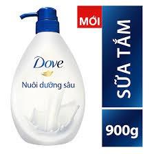 Sữa Tắm Dưỡng Thể Dove Với Dưỡng Chất Thấm Sâu 900GR