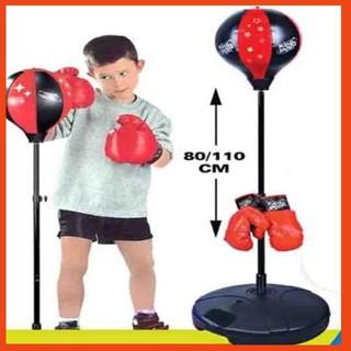 Bộ đồ chơi đấm bốc cho bé hàng chuẩn loại 1 dày dặn – SIÊU BỀN
