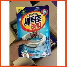 (SALE NGẬP TRÀN) Túi bột tẩy vệ sinh lồng máy giặt Sandokkaebi - Hàn Quốc - 14507168 , 2324126682 , 322_2324126682 , 46686 , SALE-NGAP-TRAN-Tui-bot-tay-ve-sinh-long-may-giat-Sandokkaebi-Han-Quoc-322_2324126682 , shopee.vn , (SALE NGẬP TRÀN) Túi bột tẩy vệ sinh lồng máy giặt Sandokkaebi - Hàn Quốc