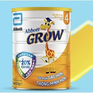 Sữa Abbott grow 4 1.7kg thumbnail