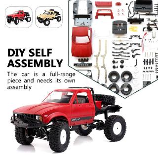 ★★★ Wpl C-14 Premium Toy Boys Gifts RC Truck RC Racing DIY