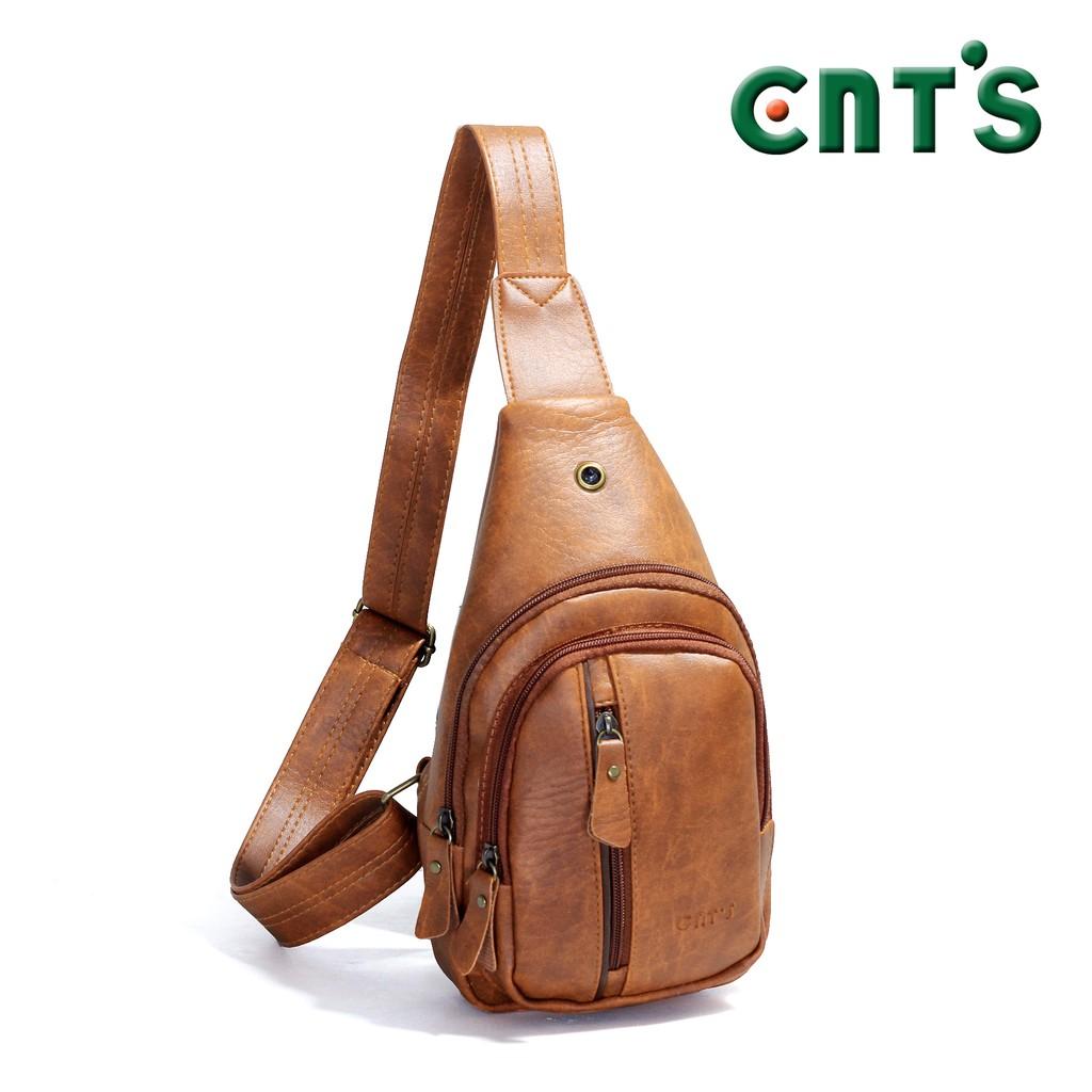 Túi đeo chéo CNT unisex MQ15 cá tính