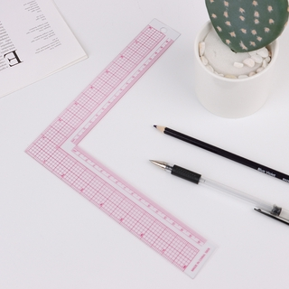 [ProtectionBubble]Sewing Patchwork Quilting Ruler Garment Cutting Craft Stationery Measuring Tool