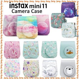 Túi Da Pu Đựng Máy Ảnh Fujifilm Instax Mini 11 Camera Bag Tiện Dụng thumbnail