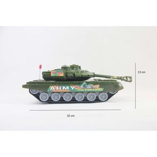 Mô hình xe tăng chiến đấu LCC- 13