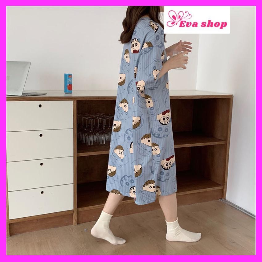 Mặc gì đẹp: Ngủ ngon hơn với VÁY NGỦ,ĐẦM NGỦ DỄ THƯƠNG DÁNG SUÔNG ĐỒ NGỦ NỮ(HÀNG QUẢNG CHÂU) MS703