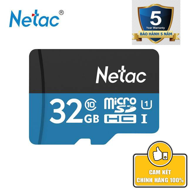 {Chính hãng} Thẻ nhớ Netac NK 32G class 10 - Bảo Hành 05 năm (1 đổi 1) - 9966286 , 1205253818 , 322_1205253818 , 250000 , Chinh-hang-The-nho-Netac-NK-32G-class-10-Bao-Hanh-05-nam-1-doi-1-322_1205253818 , shopee.vn , {Chính hãng} Thẻ nhớ Netac NK 32G class 10 - Bảo Hành 05 năm (1 đổi 1)