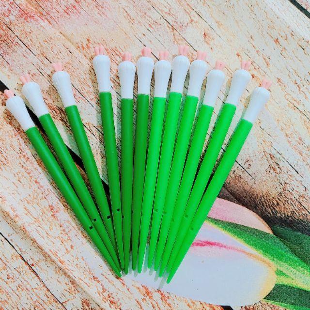 Sỉ/buôn 12 cây bút cute hình cần tỏi - 3186206 , 1079687246 , 322_1079687246 , 39000 , Si-buon-12-cay-but-cute-hinh-can-toi-322_1079687246 , shopee.vn , Sỉ/buôn 12 cây bút cute hình cần tỏi
