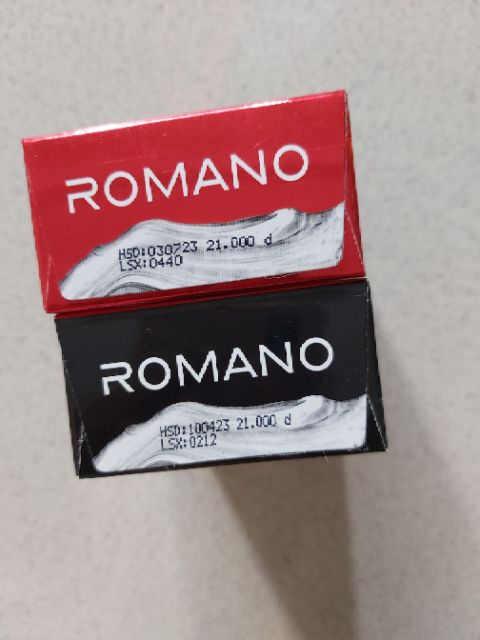 Romano - Xà bông thơm  90g Classic /Attitude /Gentleman