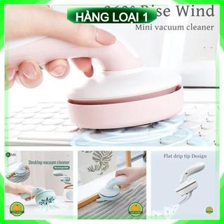 [Sản Phẩm Cao Cấp] Máy hút bụi cầm tay mini sạc pin không dây để vệ sinh cho bàn làm việc phím laptop máy tính pc