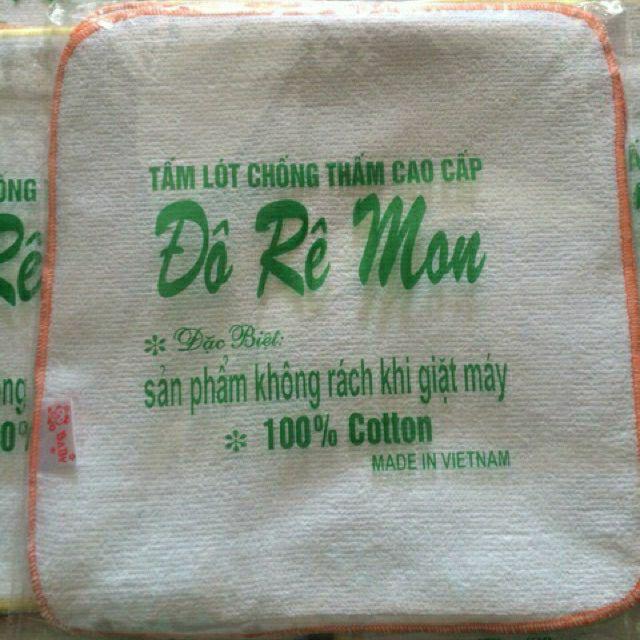 Chiếu chống thấm bền đẹp. Hàng giặt máy cao cấp